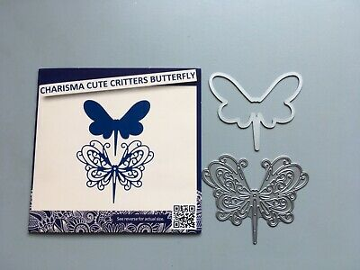 Tattered Lace Charisma Cute Critters Butterfly Cutting Dies