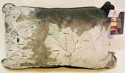 PRIMARK GAME OF THRONES REVERSIBLE RECTANGLE CUSHION - 50cm x 30cm - Brand New