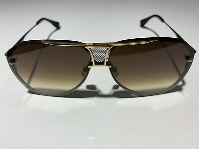 8038bb9a2508 BRAND NEW DITA Decade Two DRX-2082-B Made In Japan Blk Gold 62 ...