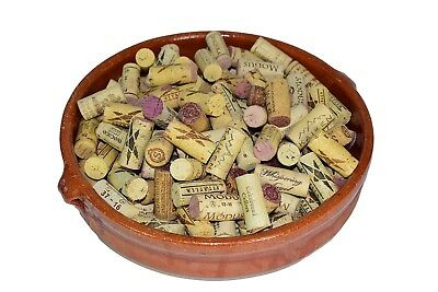 Wine Corks Used Crafting Assorted 500 Pieces Lot