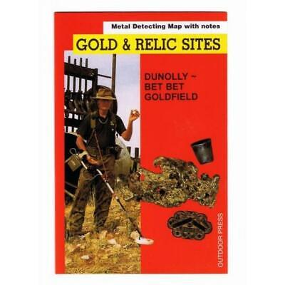 VIC - Gold & Relic Sites - Metal Detecting Maps - Region: Dunolly-Bet Bet for...