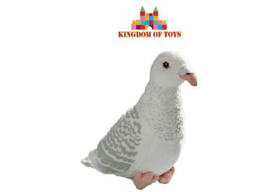 New Plush White Pigeon Soft Toy Dove Bird Teddy Kingdom Of Toys