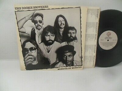 THE DOOBIE BROTHERS near mint 1978 vinyl lp MINUTE BY MINUTE