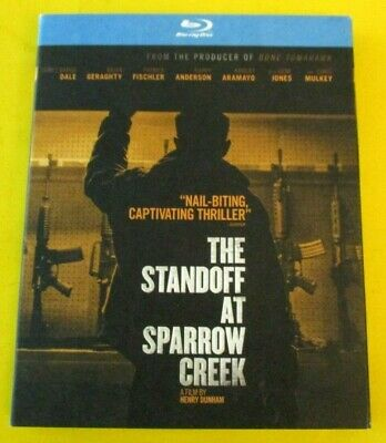 The Standoff at Sparrow Creek Blu-ray Brand New with Slipcase James Badge Dale