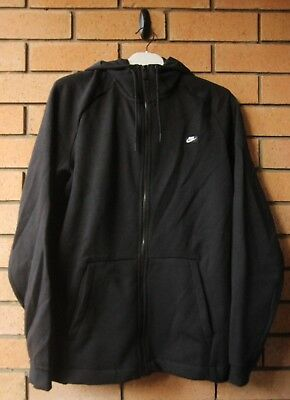 Bnwt Nike Modern Zip Men's Hoodie Size Medium 835858-010
