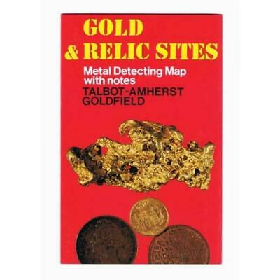 VIC - Gold & Relic Sites - Metal Detecting Maps - Region: Talbot-Amherst for ...