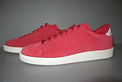 0afd72ecb9c7a5 NIKE TENNIS CLASSIC CS SUEDE 829351 600 VARSITY RED CASUAL SHOES Size 11.5  Mens