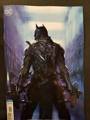 The Batman Who Laughs  The Grim Knight #1   Gabrielle Dell Otto Variant   Nm