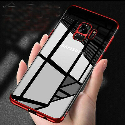 For Samsung Galaxy S10 Se Luxury Ultra Slim Shockproof Silicone Clear Case Cover