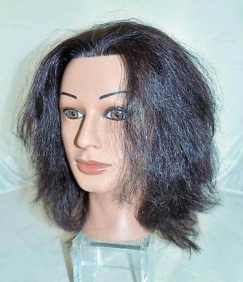 Marianna Miss Jenny Cosmetology Mannequin Head With Medium Hair Brunette