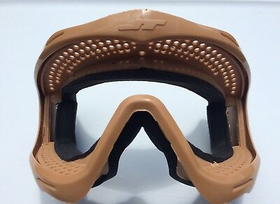 NEW JT Spectra Brown Proflex Limited Edition 1 of 1200 Paintball Mask Frame Flex