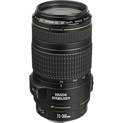 Canon Lens EF 70-300mm f/4-5.6 IS USM 0345B002 FREE SHIPPING