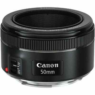 Canon Lens EF 50mm f/1.8 STM 0570C002 FREE SHIPPING