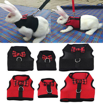 Pet Control Harness for Dog Puppy Cat Soft Walk Collar Safety Straps Mesh Vest Q