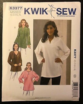 a05db88a564514 KWIK SEW K4138 (Sizes  XS-XL) Misses  Jumper   Jumpsuit   Overalls ...