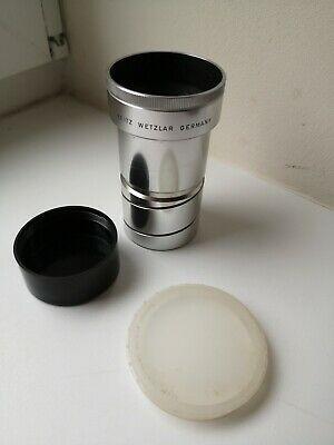 Great projector lens Colorplan 90mm f2.5 Leitz Wetzlar.Made in Germany