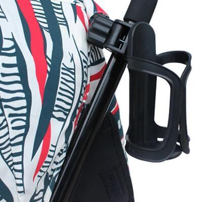 Baby Stroller Rotatable Cup Holder Milk Bottle Rack for Pushchair Bicycle YI