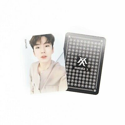 [MONSTA X/MONSTAX] Take.2 'WE ARE HERE' Album Official Photocard - KIHYUN 6