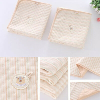 Hot Baby Infant Diaper Nappy Urine Mat Kid Waterproof Bedding Changing Cover Pad