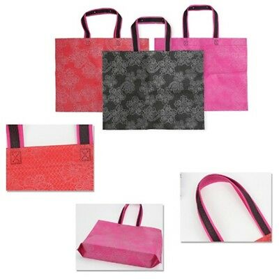 Reusable Shopping Bag Large Waterproof Handbag Grocery Pouch ECO Friendly Tool Q