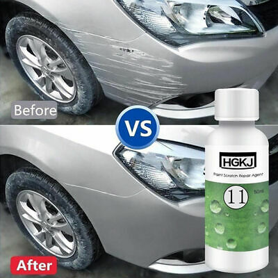 1x Car Paint Scratch Repair Remover Agent Coating Maintenance Accessory Top
