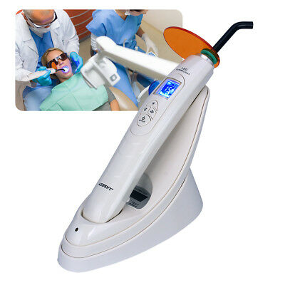 IT Dental LED Curing Light Wireless Cure 2000MW With Light Meter White