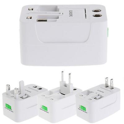 All-in-one Universal Travel AC Power Charger Adapter Plug Converter AU UK US EU