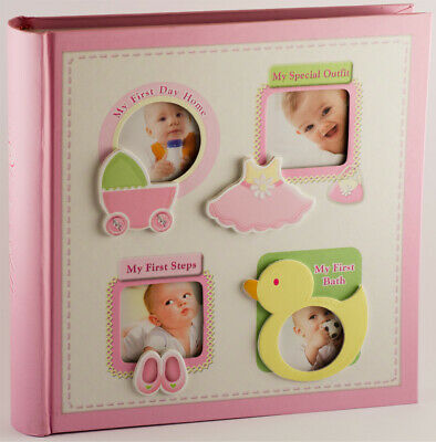 Baby Girl Photo Album | Keepsake | Present | Gift
