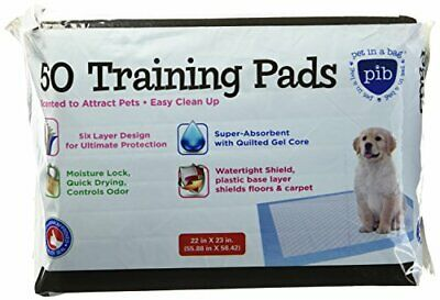Creative Pet Group Training Pads, 22 by 23-Inch, 50-Pack FREE2DAYSHIP TAXFREE