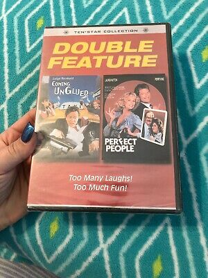Coming Unglued / Perfect People Double Feature DVD 2 Disc •NEW•