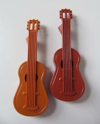 Guitar for Adult Figure-Musical Instrument NEW Playmobil   School//Dolls House