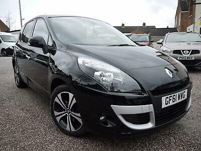 2011 RENAULT SCENIC 1.5DCi DYNAMIQUE TOMTOM (BOSE PACKAGE)