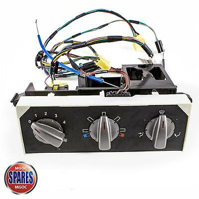 Genuine MG MGTF LE500 Heater Control Panel Assembly JFC001420