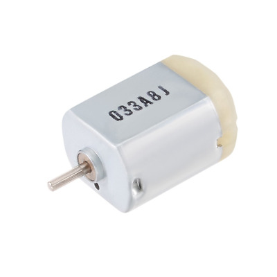 Sourcingmap Small Motor DC 12V 8400RPM High Speed Motor for DIY Hobby Toy Cars