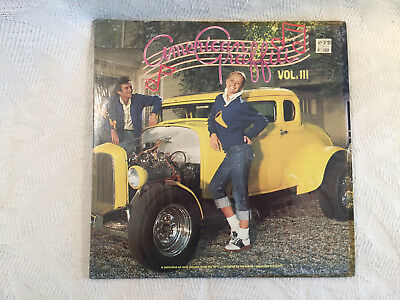 Various ‎- American Graffiti, Vol. III -  MCA Records  MCA2-8008 - 2 LP set