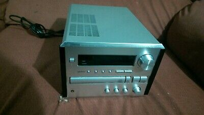 Yamaha natural sound receiver CRX-E150 amp amplifier please read stereo hifi