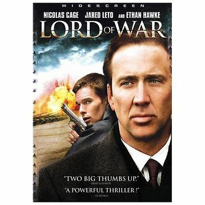 Lord of War (DVD) *DISC ONLY*