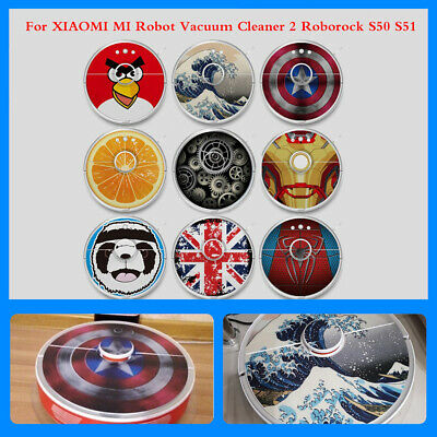 Multi Color Sticker for XIAOMI MI Robot Vacuum Cleaner 2 Roborock S50/51 Protect