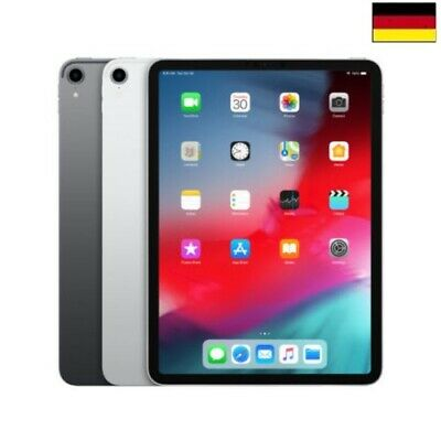 Apple iPad Pro 11 Zoll (2018) Wifi / Cellular 64GB 256GB 512GB 1TB NEU ✅ OVP ❤️