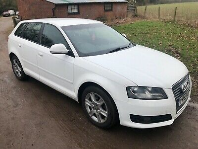 2010 59 Audi A3 1.4 Tfsi Sport Spares Or Repairs Needs Gearbox Will Drive
