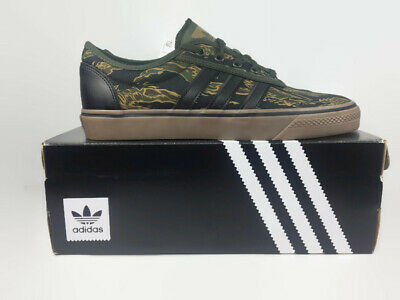 c1be926b1809f Adidas Adi Ease Camouflage Skateboarding Shoes Canvas Mens Size10 B27793