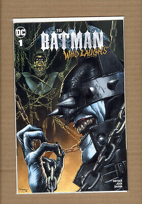 Batman Who Laughs #1 Mico Suayan Unknown A Variant Dc Comics Nm