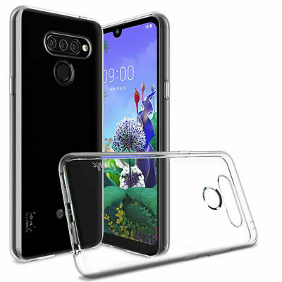 Ultra Thin Soft TPU SiliconeJelly Bumper Back Cover Case for LG V20