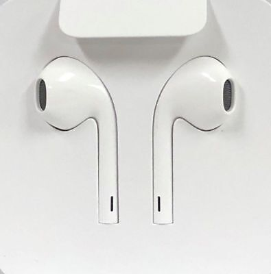 Apple iPhone X XR XS MAX Earpods Headphones with Lightning Connector - NEW OEM