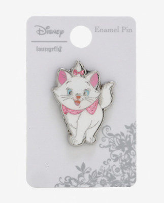 Disney Marie Cat The Aristocats  Pin Box Lunch Loungefly Limited Edition Smile