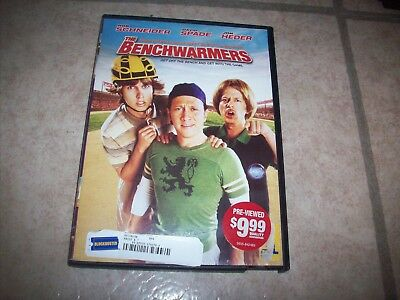 the benchwarmers american dvd english good condition works comes as is
