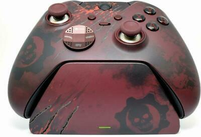 Controller Gear Official Xbox One Charging Stand. Gears Of War 4: Elite Limited