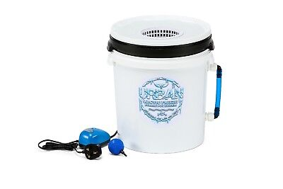 20l Urban Arctic Freeze Bulle Pot Dwc Oxy Barboteur Alien Glace Câble Hydroponie