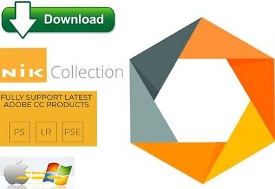Google NIK  collections [7xplugins]  PS, LR, CC – Fast Delivery