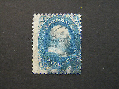 US Stamp Scott #63 Used.............................................READ Details